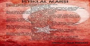 İstiklal Marşı İle İlgili İlginç Bilgi