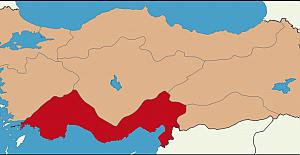 Akdeniz Bölgesi Performans Ödevi