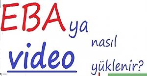 EBA'dan Video Nasıl Eklenir?
