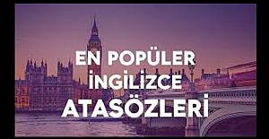 En Popüler 10 İngilizce Atasözü ve Türkçe Anlamı