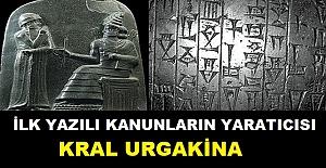 İlk Yazılı Kanunların Yaratıcısı Kral Urgakina