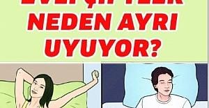 Japon Evli Çiftler Neden Ayrı Yataklarda...