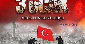 Mersin'in Fransız işgalinden kurtuluş günü ne zaman?