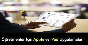 Öğretmenler İçin Apple ve iPad Uygulamaları