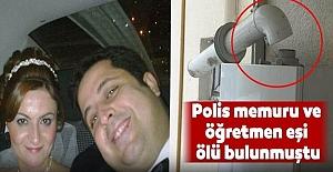 Polis Memuru Ve Öğretmen Eşi Evlerinde...