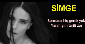 Simge - Aşkın Olayım Şarkı Sözleri