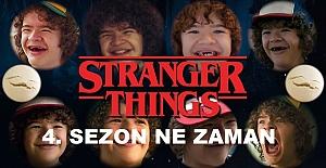 Stranger Things 4. sezon ne zaman başlayacak?