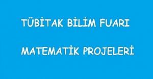 Tübitak 4006 Bilim Fuarı Matematik Projeleri