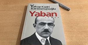 Yaban Kitap Özeti Yakup Kadri Karaosmanoğlu