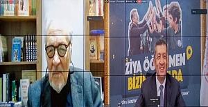 """""""Ziya Öğretmen Bizim Okulda"""" etkinliği"""