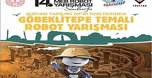 14. Uluslararası MEB Robot Yarışması