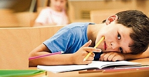 Çocuğunuz Çok Fazla Ödev Yaptığında