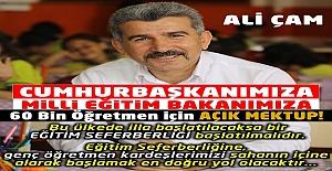 ÖĞRETMEN ADAYI KARDEŞLERİM ADINA AÇIK MEKTUP!
