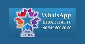 Star TV WhatsApp İhbar Hattı