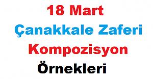 18 Mart Çanakkale Zaferi ve Şehitleri...