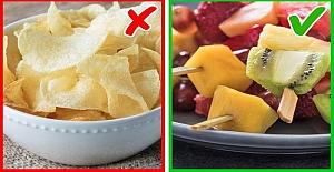 Çocuklarınıza Sağlıklı Yiyecekler Yedirmek İçin Yapmanız Gerekenler