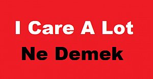 I care a lot ne demek