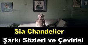 Sia Chandelier Şarkı Sözleri ve Çevirisi