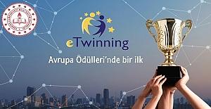 Türk Öğretmenler 2021 Avrupa Ödüllerinde bir ilke imza attı