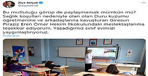 Bakan Ziya Selçuk Açıkladı: Çok Yakında Tüm Türkiye'de Etkinleştireceğimiz Yeni Proje Geliyor