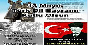 13 Mayıs Türk Dili Bayramı