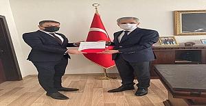 İlçe Milli Eğitim Müdürlüğüne Atama Yapıldı