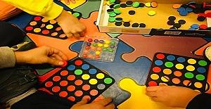 İlkokul Öğrencileri İçin Akıl ve Zeka Oyunları Kitabı