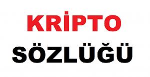 Kripto Terimleri Sözlüğü