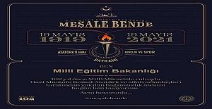 MEB'den 19 Mayıs'a Özel #meşalebende Uygulaması