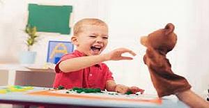 Otizmli Çocuklar İçin Oyunlar