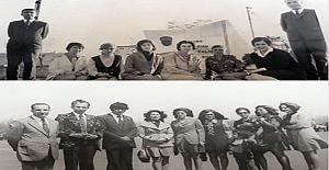 Atatürk İlkokulu öğretmenleri, 50 yıl önce...