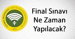 AUZEF Çevrimiçi (Online) Bitirme (Final) Sınavı Hakkında Bilinmesi Gerekenler
