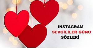 Instagram İçin Sevgililer Günü Sözleri