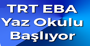 TRT EBA Yaz Okulu