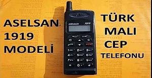 Türkiye'de Çıkan İlk Cep Telefonu?