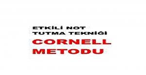 Cornell Not Tutma Yöntemi Nedir?