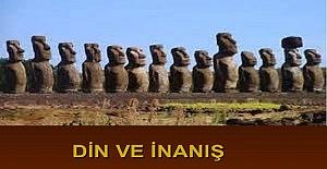 Eski Türklerde Dini İnanış