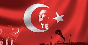29 Ekim 1923 Cumhuriyetin İlanı İle...