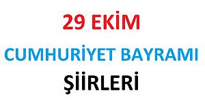 29 Ekim Cumhuriyet Bayramı İle İlgili...