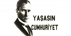 29 Ekim Cumhuriyet Bayramı Kutlama...