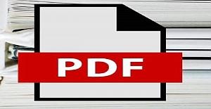 Dosyalar PDF Formatında Nasıl İndirilir