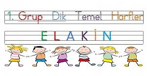 Elakin Okuma Metinleri 1. Sınıf