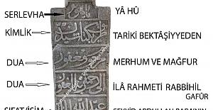 Osmanlı Mezar Taşı Bölümleri