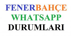 Whatsapp Fenerbahçe Durumları