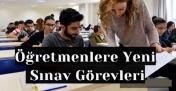 Sınav Görevi Almak İsteyen Öğretmenlere AÖF'den Yeni Sınav Görevleri