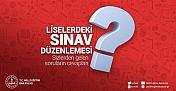 LİSE SINAVLARI İLE İLGİLİ MERAK EDİLENLER