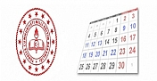 2021-2022 Eğitim ve Öğretim Yılı Çalışma Takvimi (Resmi Yazı)