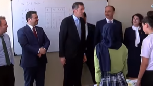 Milli Eğitim Bakanı Ziya Selçuk'abakan olmak istediğini söyledi! Bakın Ziya Selçuk Ne Cevap Verdi!