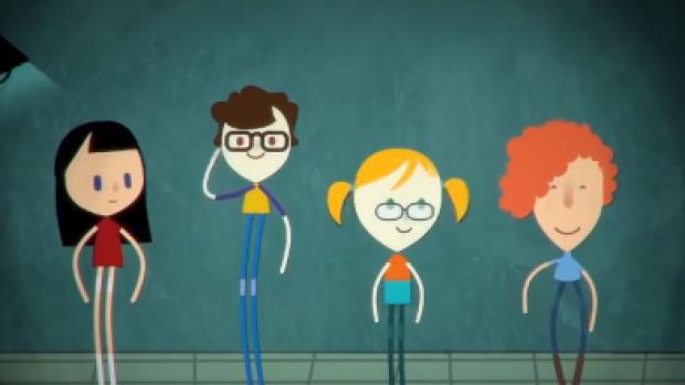 Özellikle Öğretmenler Ve Ailelerin Mutlaka İzlemesi Gereken Bir Animasyon